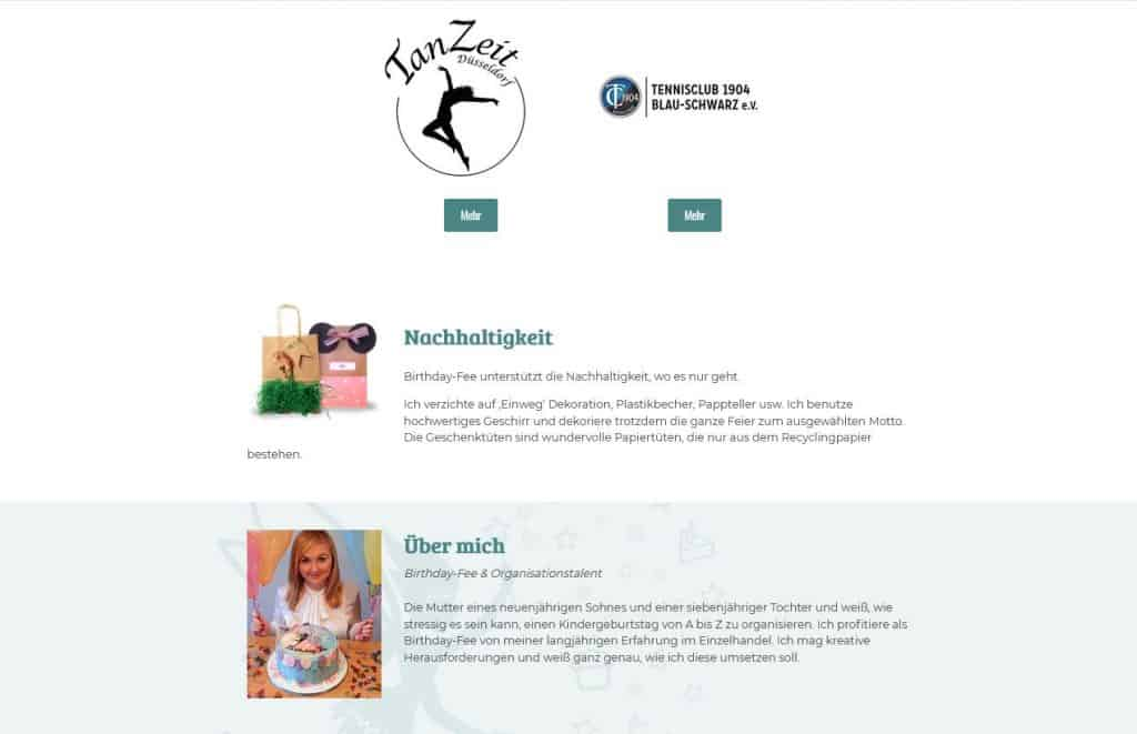 SEO-Projekt Websitebirthday-fee4