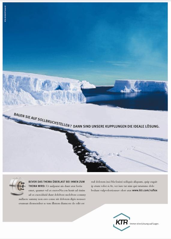 Imageanzeige von KTR Rheine Motiv Eisdecke